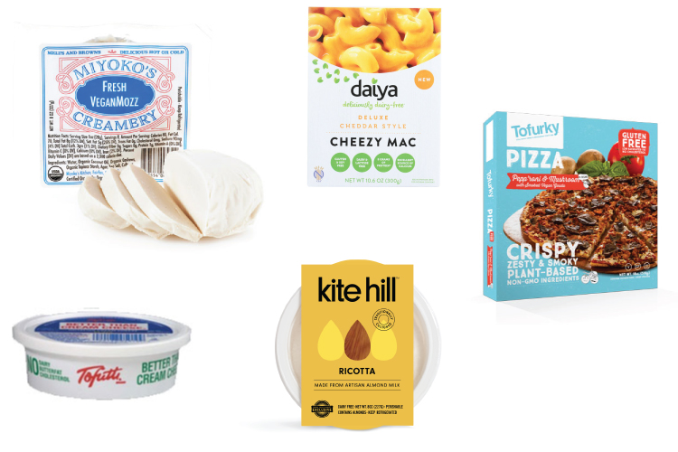 good vegan cheese substitutes